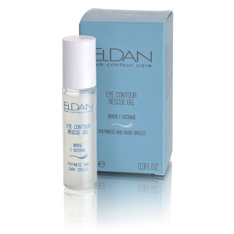 Гель Eldan Eye Contour Rescue Gel SOS 10 мл filorga optim eyes eye contour