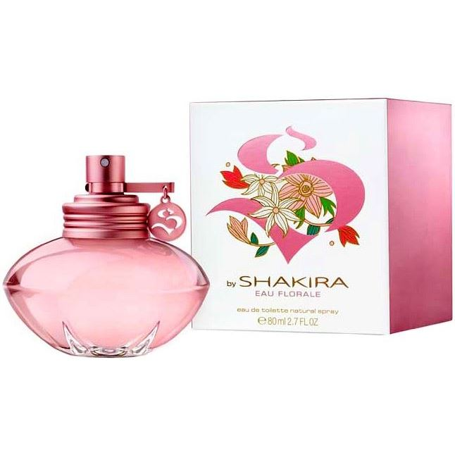 Туалетная вода Shakira S by Shakira Eau Florale 50 мл туалетная вода shakira shakira s by shakira kiss туалетная вода 50 мл