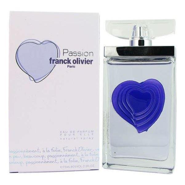 Парфюмированная вода Franck Olivier Passion franck olivier nature original