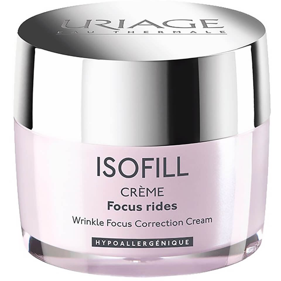 Крем Uriage Isofill Wrinkle Focus Correction Cream крема