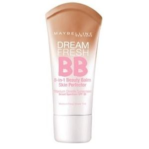 Тональный крем Maybelline Dream Fresh BB Cream (100) bb крем l a girl pro bb cream hd beauty balm light medium цвет light medium variant hex name cf976d
