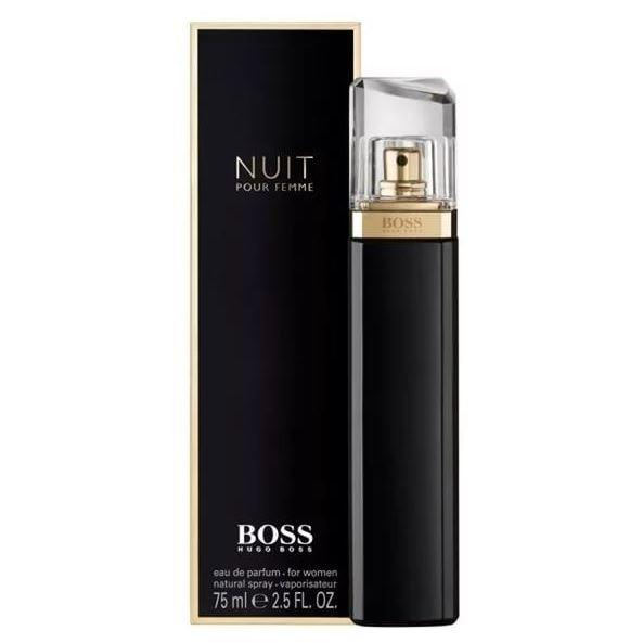 Парфюмированная вода Hugo Boss Boss Nuit Pour Femme парфюмированная вода hugo boss boss nuit intense pour femme