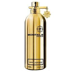 Парфюмированная вода Montale Aoud Leather