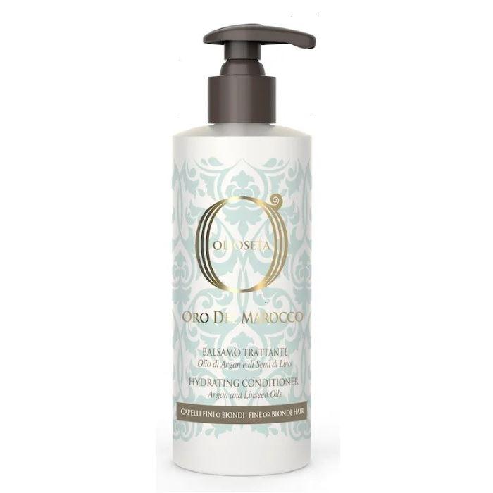 Кондиционер Barex Hydrating Conditioner 750 мл kativa argan oil conditioner кондиционер для волос увлажняющий с маслом арганы 500 мл