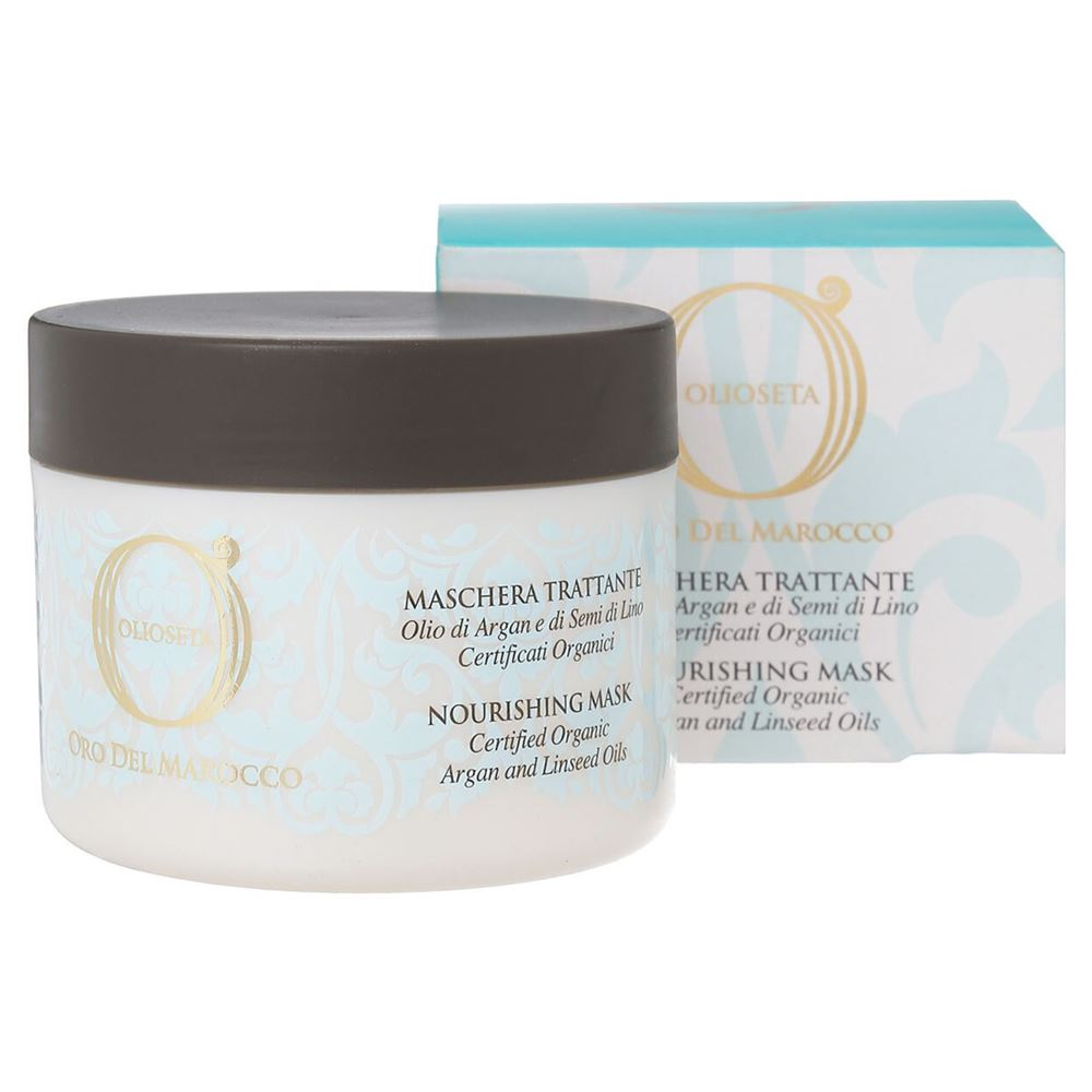 Маска Barex Nourishing Mask 500 мл