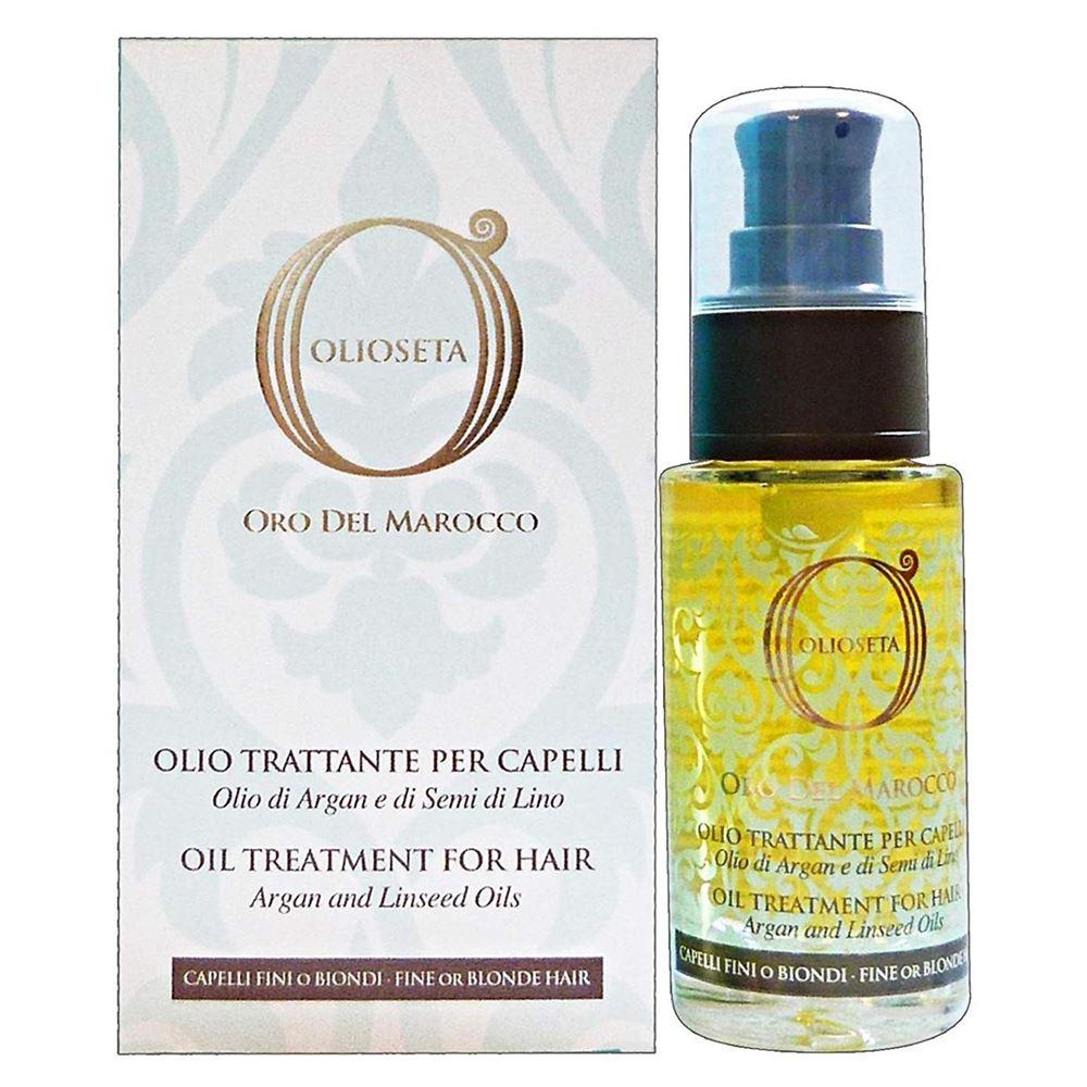 Масло Barex Oil Treatment Blonde-Fine Hair 30 мл масло kativa morocco argan oil nuspa масло