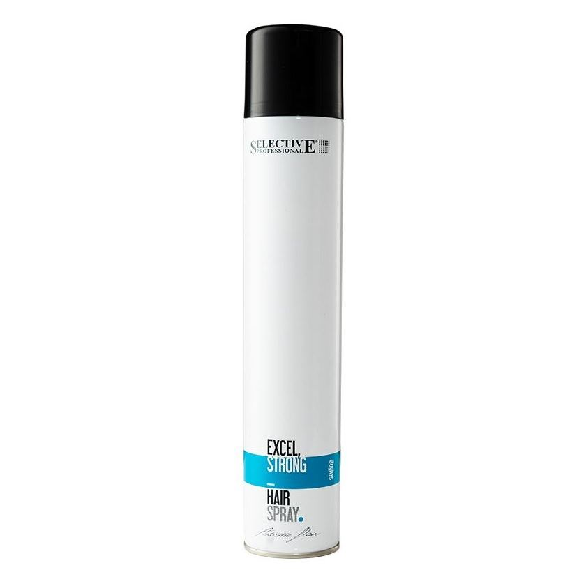 Лак Selective Professional Excel Strong Hairspray лак schwarzkopf professional flexible hold pure hairspray