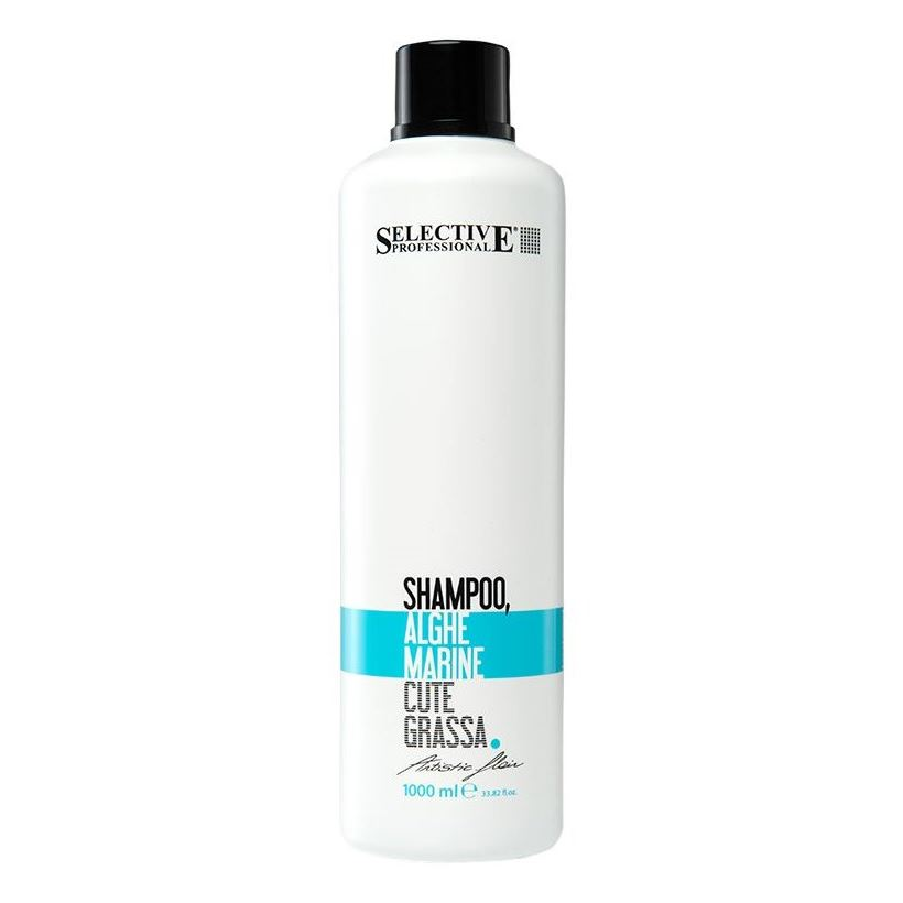 Шампунь Selective Professional Shampoo Alghe Marine 1000 мл шампунь selective professional every day frequent wash shampoo 250 мл