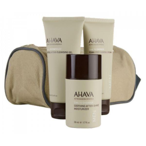 Ahava Набор Для путешествий мужской (Набор Для путешествий) ahava набор звездный отдых минеральный набор