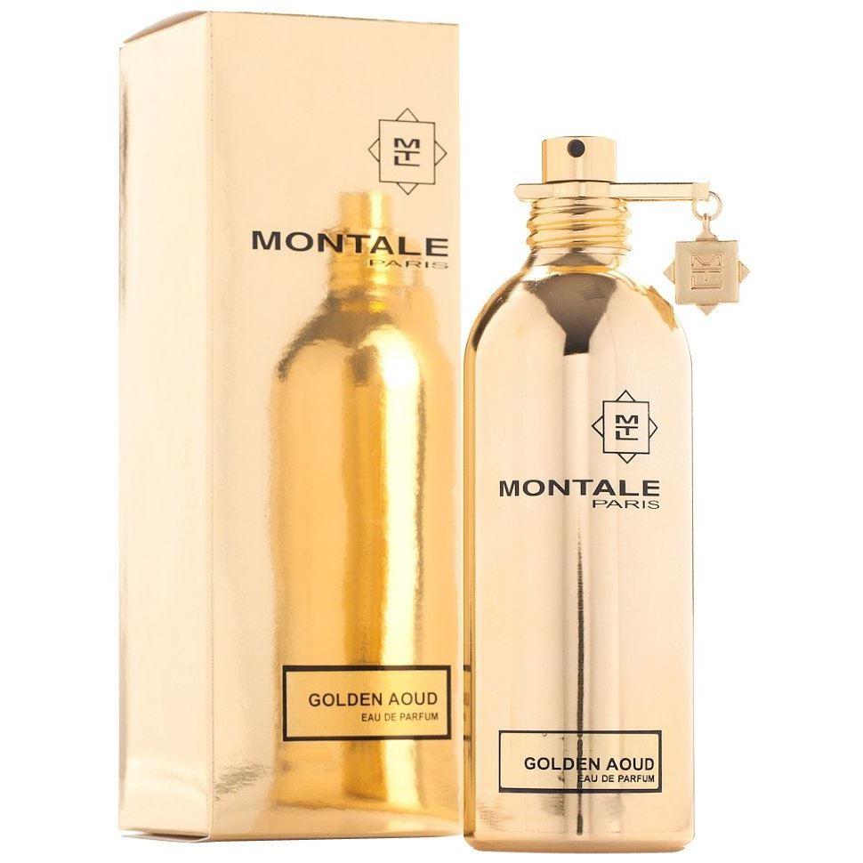 Парфюмированная вода Montale Golden Aoud 50 мл