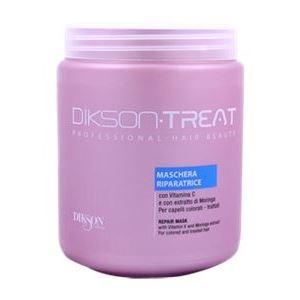 Маска Dikson Treat Repair Mask 1000 мл dikson укрепляющий шампунь с гидрализованными протеинами риса для нормальных волос 1000 мл