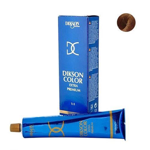 Краска для волос Dikson Color Extra Сhart. Red Series (7/660) dikson dikson профессиональный краситель для волос 1mir черника 1 76 taal color executive 120 71 120 мл