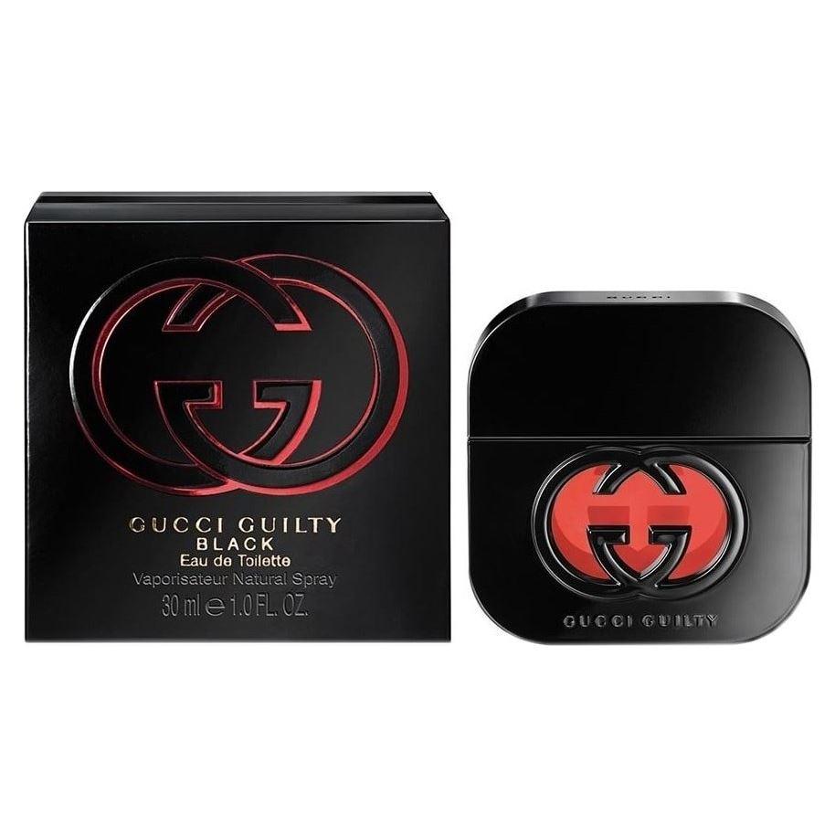 Туалетная вода Gucci Guilty Black Pour Femme gucci туалетная вода flora by gucci fraiche 75 ml