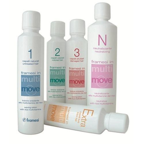 Лосьон Framesi Multi Move №3 500 мл лак framesi by extreme hold hairspray 500 мл