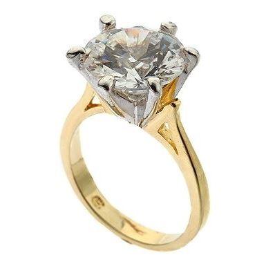 Кольца Charmelle Кольцо RG 2653 (RG 2653-7) sector 2653 491 025 snl490