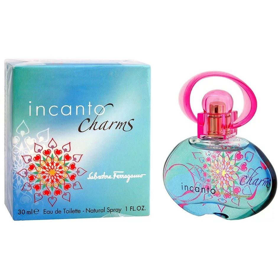 Туалетная вода Salvatore Ferragamo Incanto Charms salvatore ferragamo туалетная вода incanto charms 100 ml
