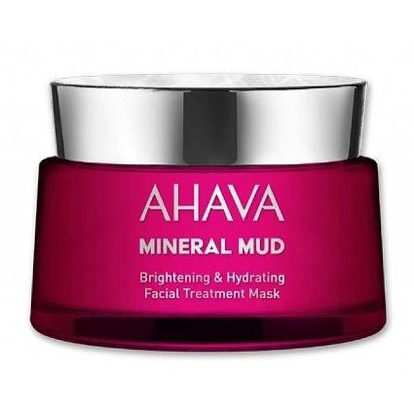 Маска Ahava Mineral Mud Masks Маска для лица увлажняющая, придающая сияние 50 мл ahava mud крем питательный для тела dermud