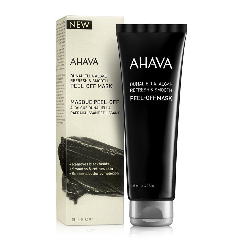 Маска Ahava Mineral Mud Masks Маска-пленка для обновления и выравнивания тона кожи 125 мл ahava набор duo deadsea mud набор дуэт