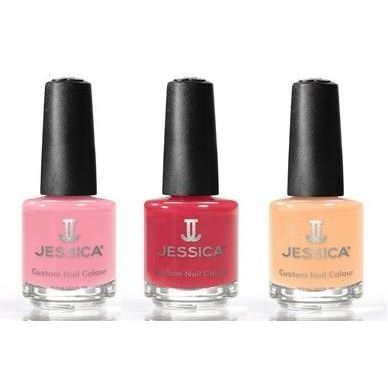 Лак для ногтей Jessica Jessica Collection Bliss is This! (726) jessica лак для ногтей starry eyed – pale pink jessica custom nail colour upc 647 14 8 мл