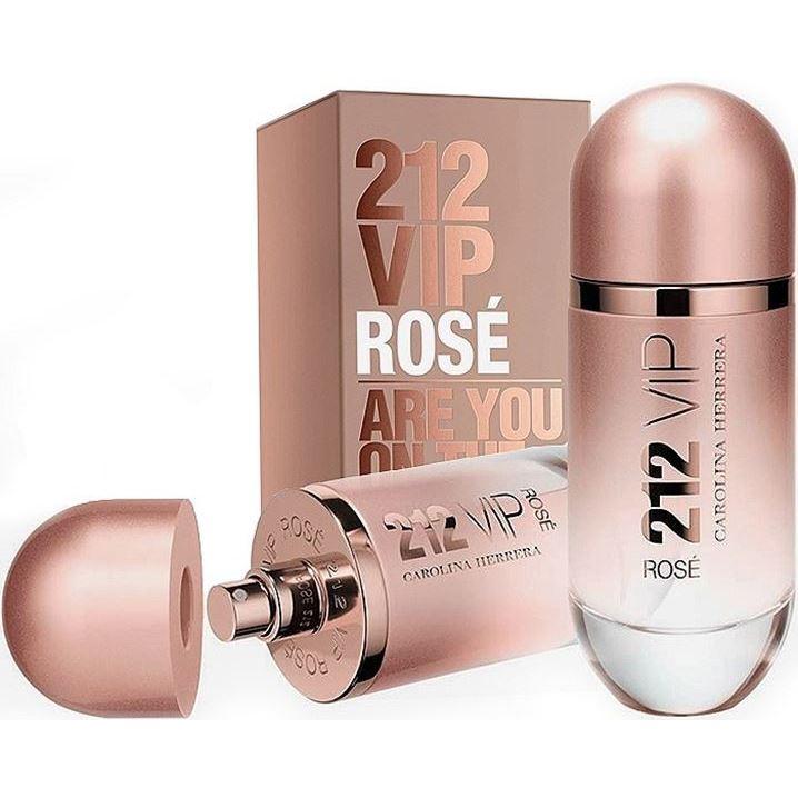 Парфюмированная вода Carolina Herrera 212 VIP Rose недорого