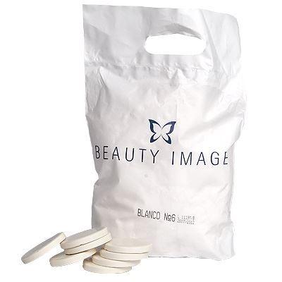 Воск Beauty Image Воск в дисках Экстра Белый (1000 гр) воск beauty image парафин персик 500 гр