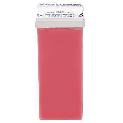Воск Beauty Image Standart Воск в кассетах Перламутровый Красный (145 гр) воск beauty image горячий воск в дисках стальной 1000 гр