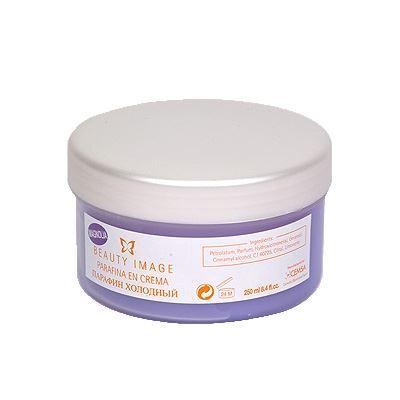 Воск Beauty Image Крем-парафин Магнолия (250 гр) markell крем парафин для ног paraffintherapy гранат 100 мл