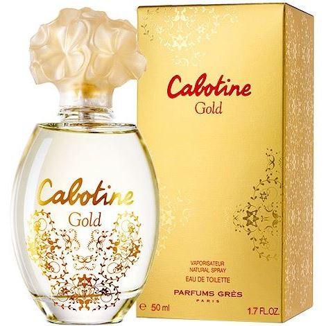 Туалетная вода Gres Cabotine Gold туалетная вода gres cabotine fleur de passion