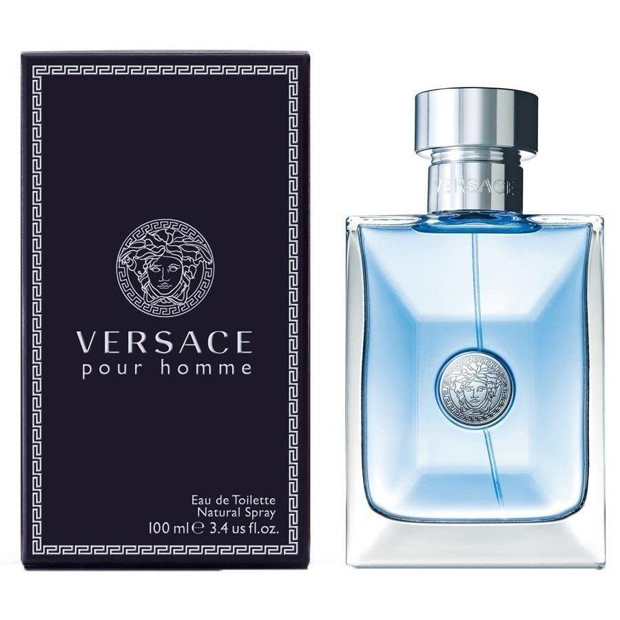 Туалетная вода Versace Versace Pour Homme 50 мл подарок отцу на 50 лет