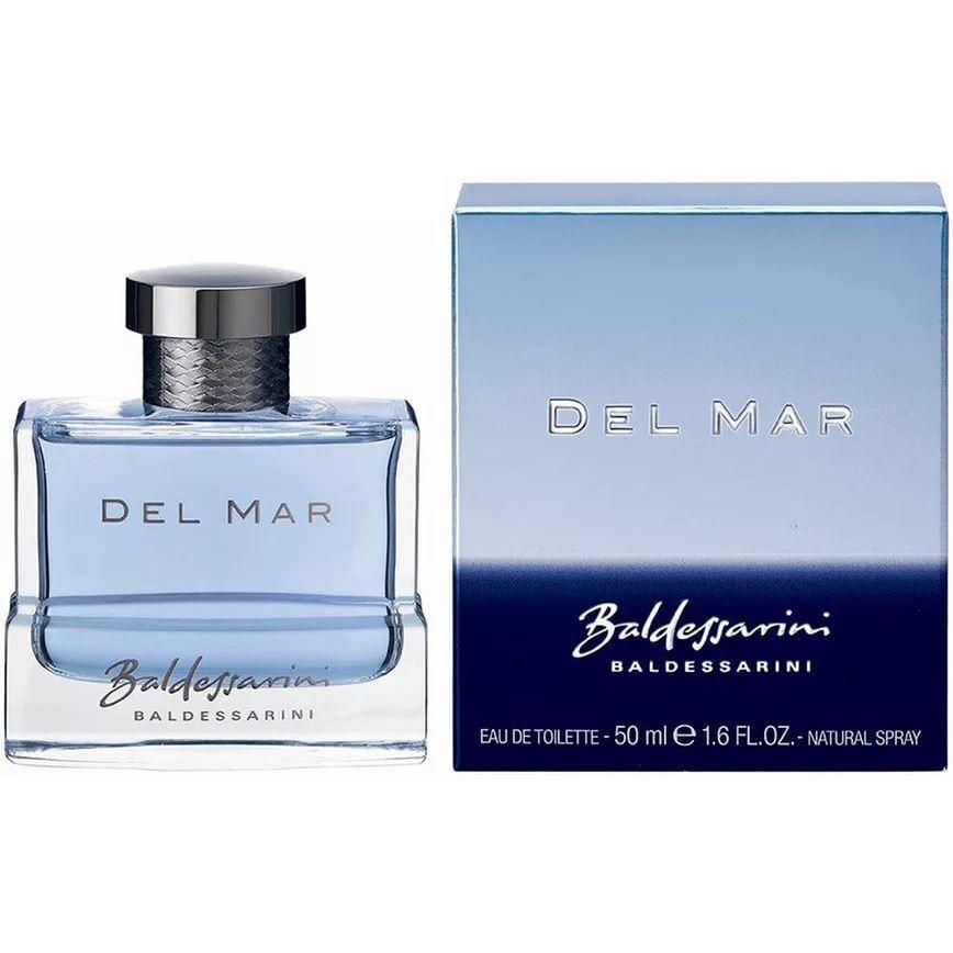 Туалетная вода Hugo Boss Baldessarini Del Mar 90 мл sexy life 11 del mar baldessarini для мужчин 10 мл обаятельный мужской парфюм с феромонами