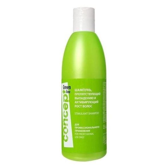 Шампунь Concept Hair Loss Reducing and Stimulant Shampoo hair company шампунь против выпадения волос double action loss control shampoo 250 мл шампунь против выпадения волос double action loss control shampoo 250 мл 250 мл