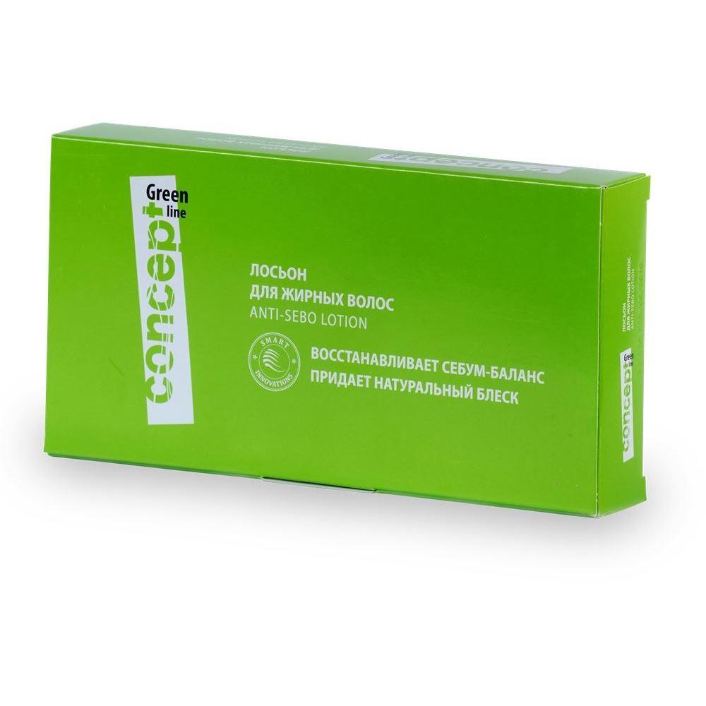 Лосьон Concept Anti-Sebo Lotion 10 мл средства для волос