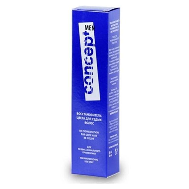 Крем Concept Recolor Cream for Grey Hair (для темно-русых волос) concept крем кондиционер для очень длинных волос bamboo extra long hair balm 300 мл