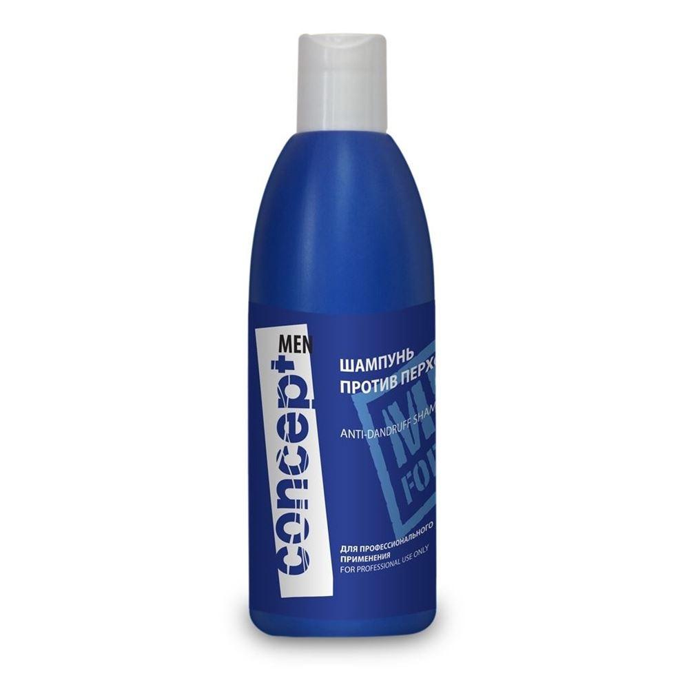 Шампунь Concept Anti-Dandruff Shampoo 300 мл шампунь marlies moller specialist anti dandruff shampoo 200 мл