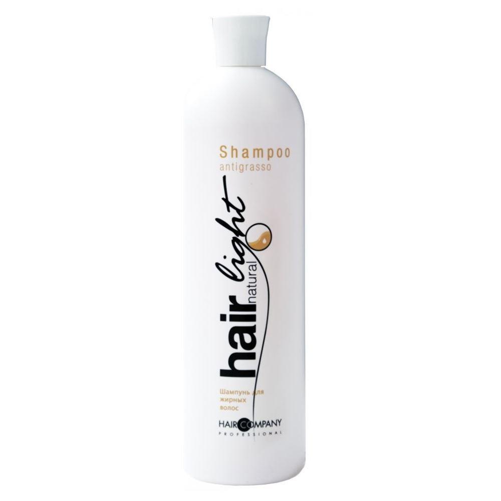 Шампунь Hair Company Shampoo Antigrasso 1000 мл alfaparf precious nature shampoo dry and thirsty hair шампунь для сухих волос испытывающих жажду 1000 мл