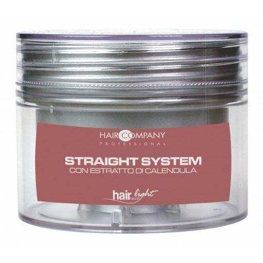 Крем Hair Company Straight System 200 мл hair company средство для укладки прямых или вьющихся волос straight