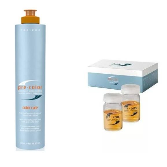 Концентрат Periche Professional Color Care. Pre-Color periche оттеночное средство для волос золотой periche cyber color milk shake golden 652466 100 мл