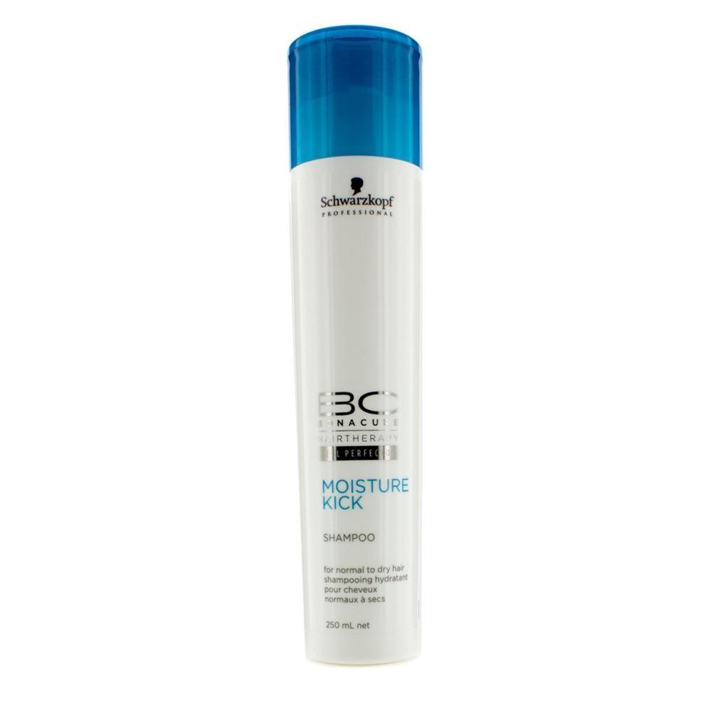 Шампунь Schwarzkopf Professional Moisture Kick. Shampoo 250 мл schwarzkopf professional bc moisture kick shampoo шампунь интенсивное увлажнение интенсивное увлажнение шампунь для волос 1000 мл
