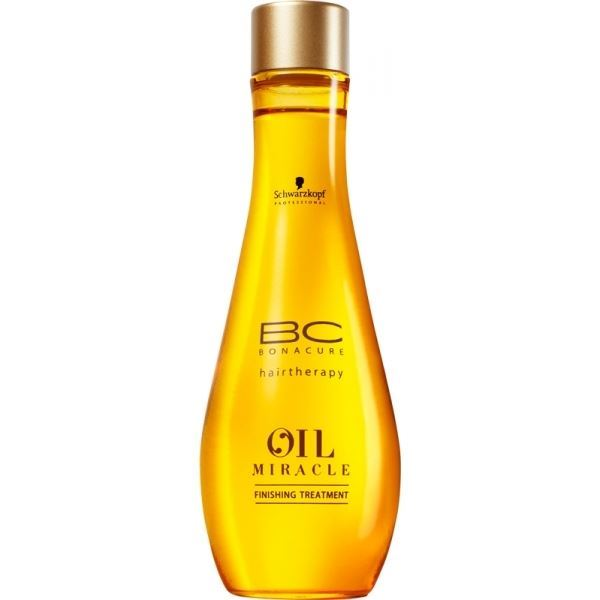 Маска Schwarzkopf Professional Oil Miracle. Finishing Treatment  100 мл маска анти oil фрэш биобьюти