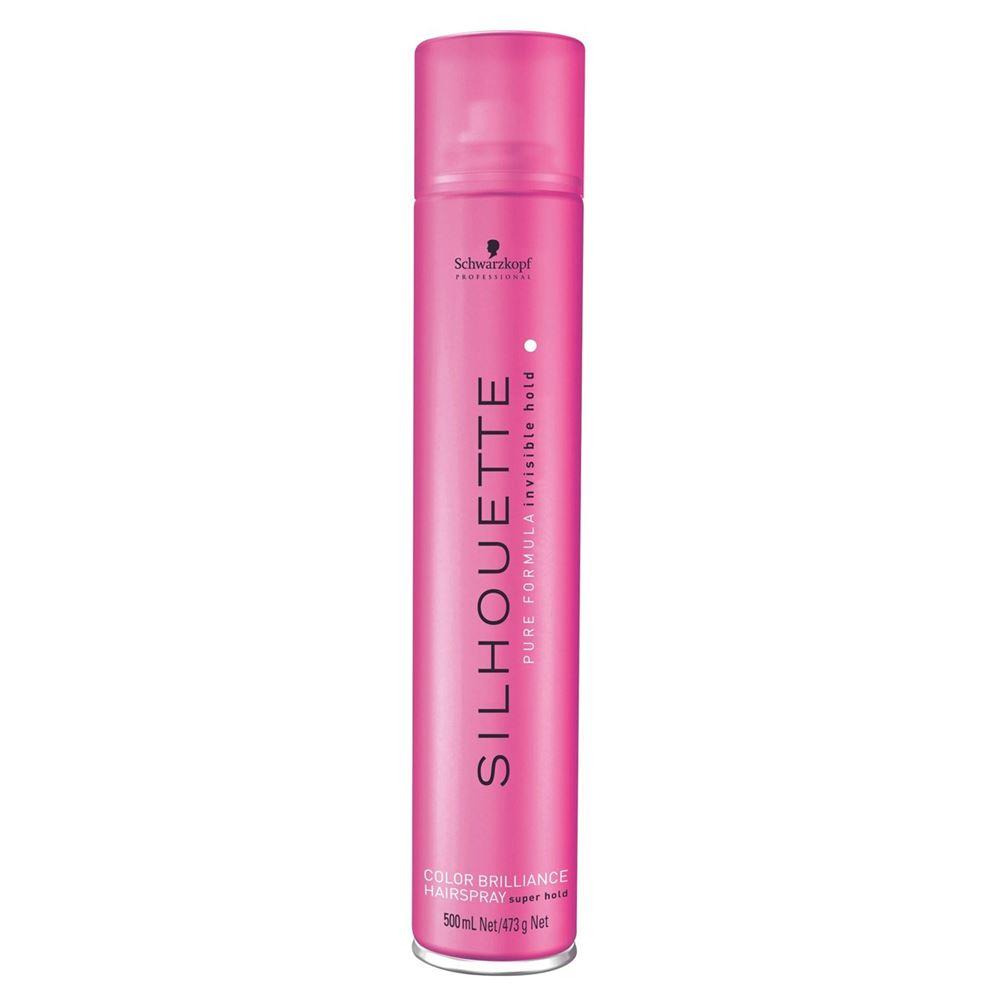 Лак Schwarzkopf Professional Super Hold Colour Brilliance Hairspray 500 мл лак schwarzkopf professional flexible hold pure hairspray 500 мл