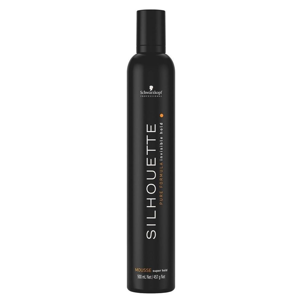 Мусс Schwarzkopf Professional Super Hold Pure Mousse