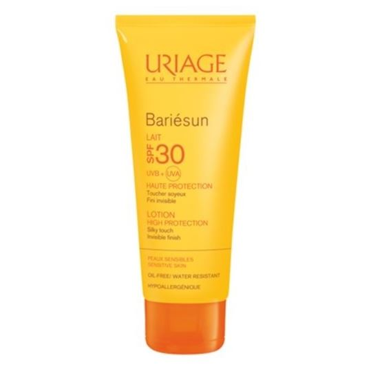 Молочко Uriage Bariesun Lait Lotion SPF 30 100 мл спрей uriage bariesun refreshing mist after sun 150 мл
