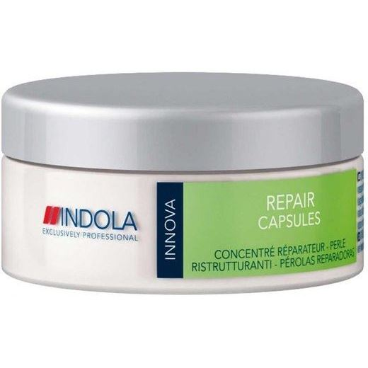 Концентрат Indola Professional Repair Capsules 1 мл бальзамы indola бальзам indola keratin straight 150 мл