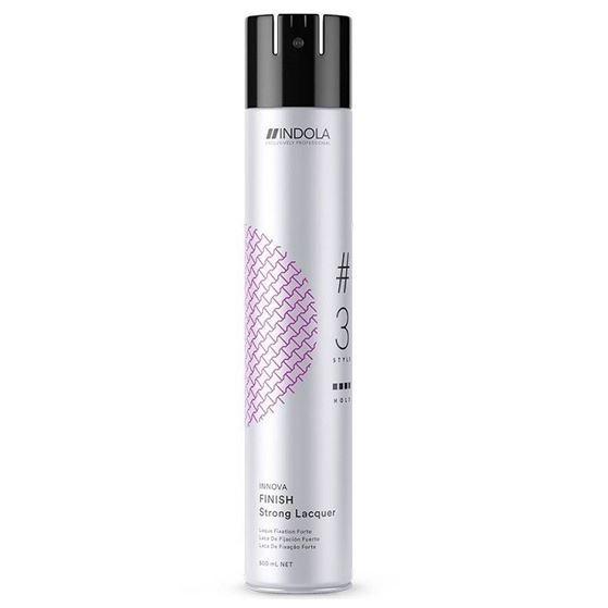 Лак Indola Professional Finish Strong Spray  500 мл лак