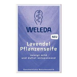 Мыло Weleda Растительное Лавандовое мыло (100 г) мыло weleda weleda we008lwfkl67