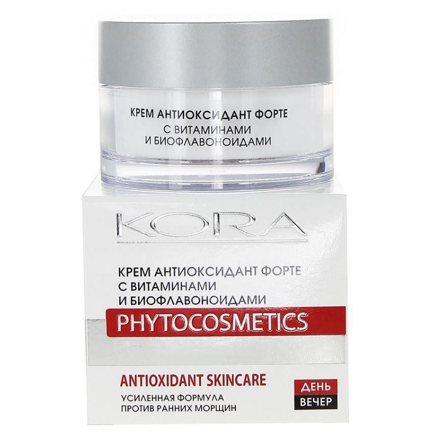 Крем KORA Крем Антиоксидант Форте 50 мл крем kora крем антиоксидант форте 50 мл