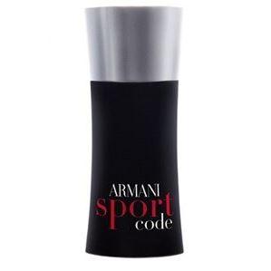 Туалетная вода Giorgio Armani Armani Code Sport 75 мл недорого
