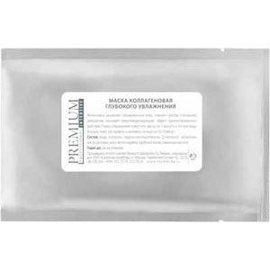 Маска Premium Маска коллагеновая Глубокого Увлажнения (1 шт) торшер ideal lux newton pt1 nero 003528