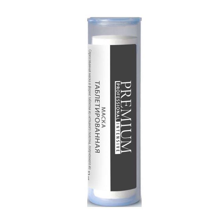 Маска Premium Маска таблетированная  (12 шт) средство для ухода за лицом ruges исса маска гелевая для глаз