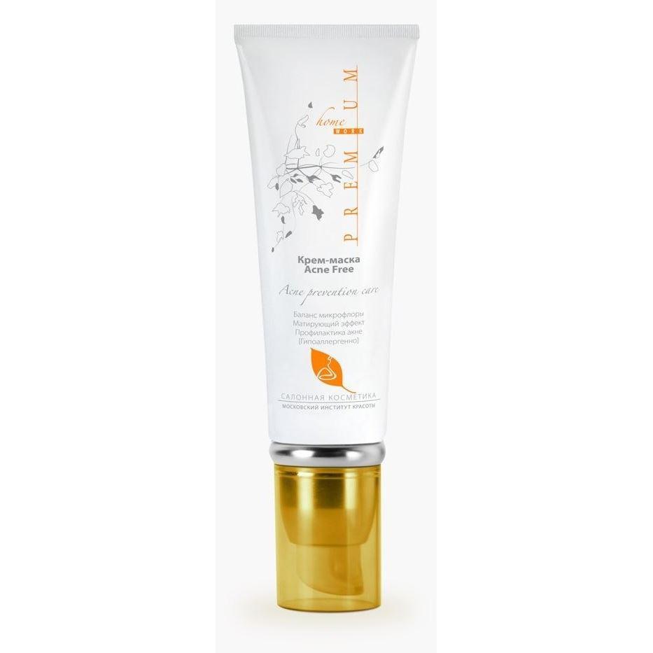 Маска Premium Крем-маска Acne Free 50 мл premium крем маска acne free салонная косметика премиум premium acne free гп040086 50 мл